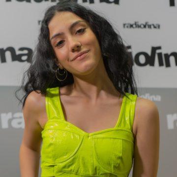 Sarda, giovane e talentuosa: Luna è il volto di Radiolina Contest