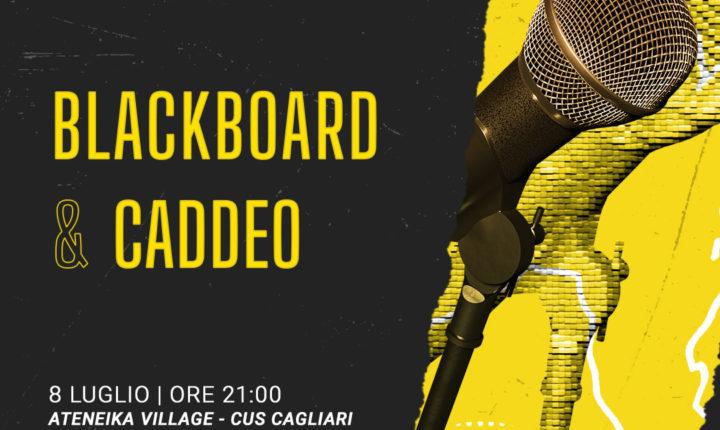 Radiolina Contest: Il post punk dei BlackBoard e il pop di Caddeo